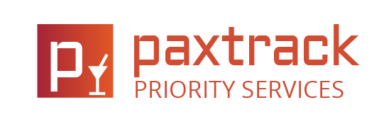 Logo PAXTRACK PRIORITY SERVICES