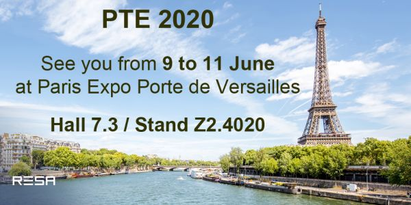 Passenger Terminal Expo in Paris from June 9 to June 11.