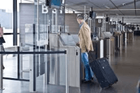 Self-Boarding gates