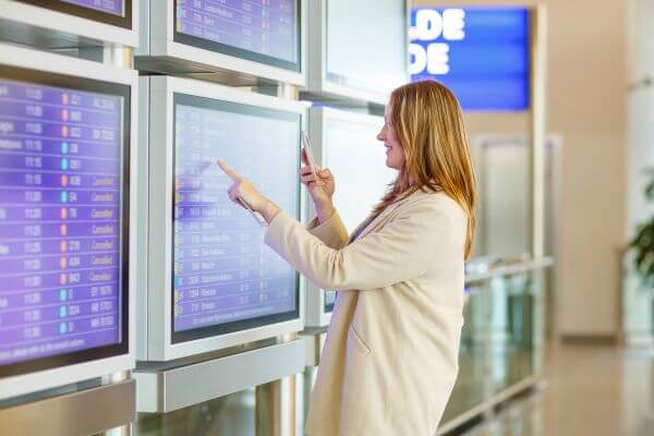 RESA airport data systems supplier